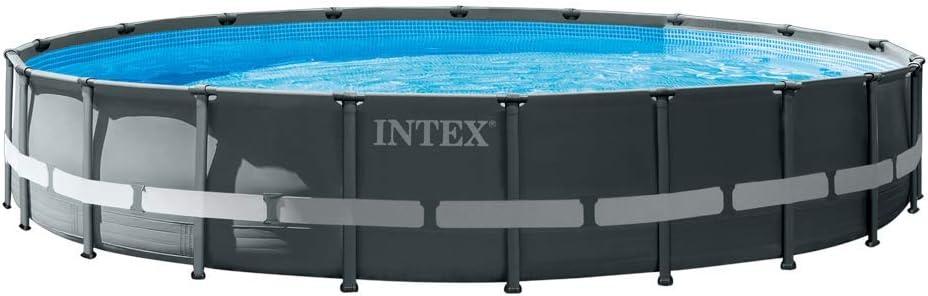 Intex 26340NP Piscina desmontable ultra XTR frame, con depuradora ...