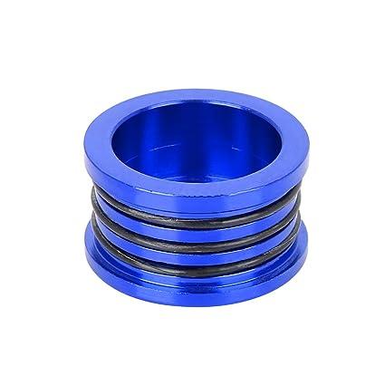 Blue Aluminum Engine O Ring Cam Seal Cap Plug For Honda//Acura B//H//F-Series Engin