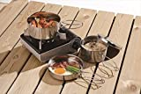 Kakusee Camel Will Camping pot set w/Bag CW-300 from Japan