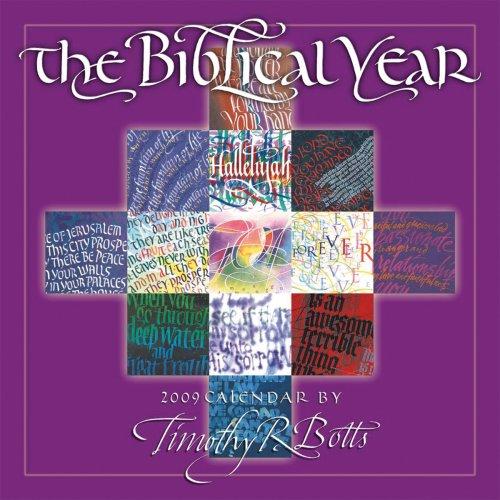 Year Wall 2009 Calendar (Biblical Year 2009 Wall Calendar (Calendar))