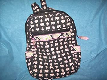 Image Unavailable. Image not available for. Color  VERA BRADLEY BACKPACK ... 112b01790c