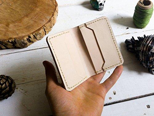 tan-leather-card-holder-tarjetero-de-piel-wallet-gift-for-him-gift-for-her-handmade-present-elegante