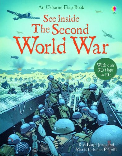 See Inside the Second World War (See Inside Board Books)