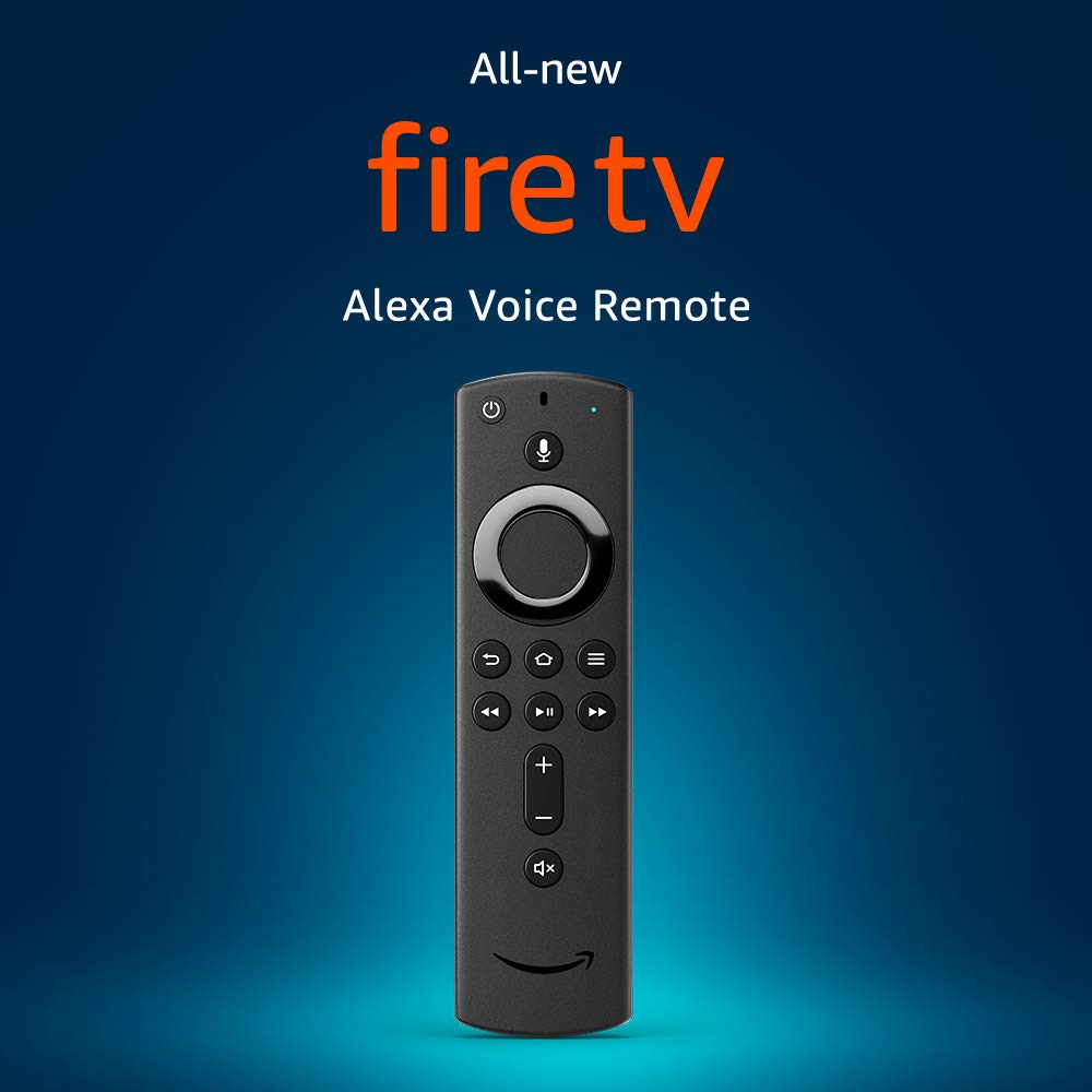 Alexa Voice Remote for Fire TV...