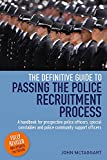 img - for The Definitive Guide to Passing the Police Recruitment Process book / textbook / text book