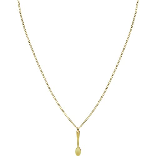 Amazoncom Girlpropsr 100 Nickel Free Spoon Necklace On Chain