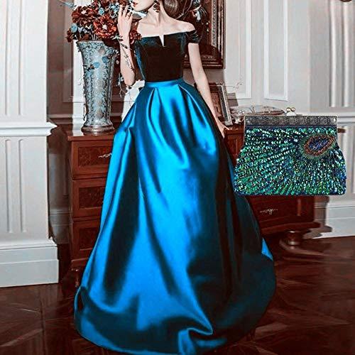 Purse Envelop for Elegant Clutch Evening Purses Banquet Women Wristlet Ladies Ladies Clutch Dinner Wedding Silver Party Bag qwE6tSO