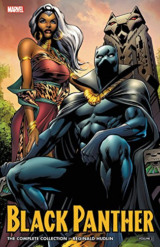 Download Black Panther by Reginald Hudlin: The Complete Collection Vol. 3 (Black Panther: The Complete Collection) pdf