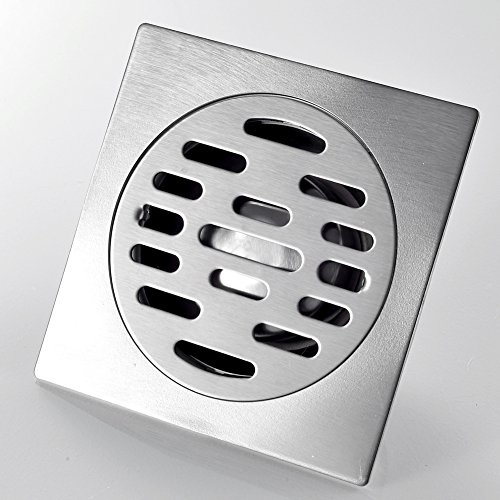 ROVATE Square Removable Strainer Stainless