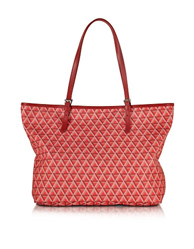 lancaster-paris-womens-41804rouge-red-canvas-tote