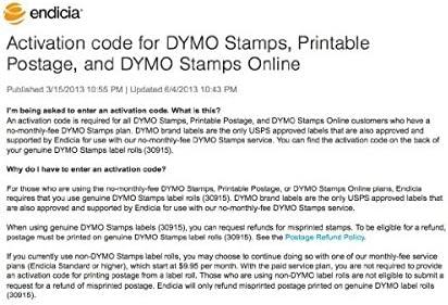 Amazon Com Dymo Compatible Ship 30915 Endicia Internet