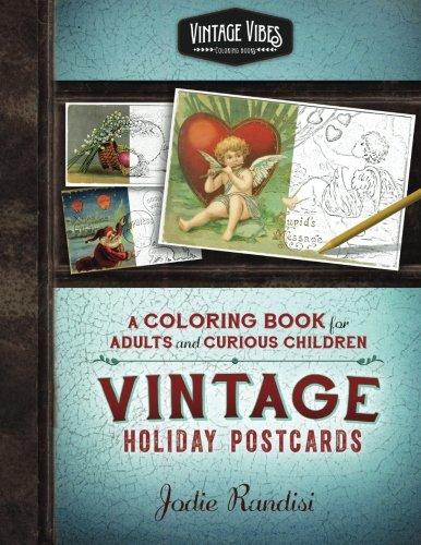 vintage valentine postcards - 6