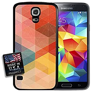 Geometric Shapes Abstract Galaxy S5 Hard Case