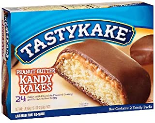 product image for Tastykake Peanut Butter Kandy Kakes 24 ct. (pack of 3) A1
