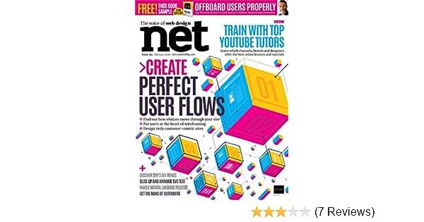 Amazon Com Net Magazine The Voice Of Web Design Kindle Store