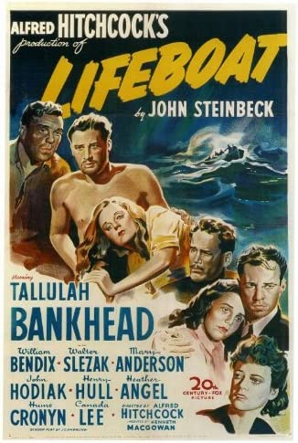 Amazon.com: Lifeboat POSTER Movie (27 x 40 Inches - 69cm x 102cm ...