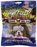 Loving Pets Grill-icious Dog Treats, Turkey, 4-Ounce
