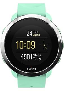 Suunto SS050020000 3 Fitness - Reloj Multideporte con GPS y ...