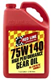 Red Line 57915 75W140 GL-5 Gear Oil - 1 Gallon