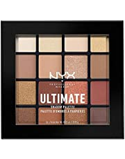NYX PROFESSIONAL MAKEUP Ultimate Shadow Palette, Smokey and Highlight