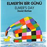 Elmer's Day (English–Turkish) (Elmer series)