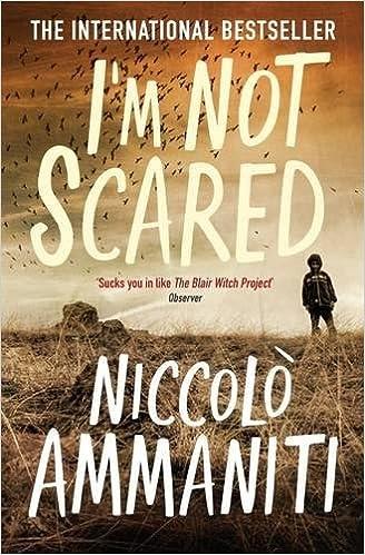 im not scared niccolo ammaniti essay