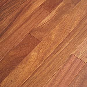 Cumaru Light (Sample)   Brazilian Teak Solid Hardwood Floor