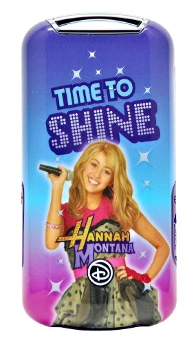 - Disney Mix Stick Lights MP3 Player - Hannah Montana