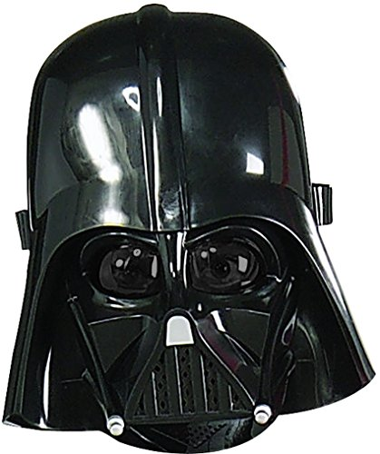 [Rubies Star Wars Darth Vader Molded Mask] (Darth Vader Costumes Boys)