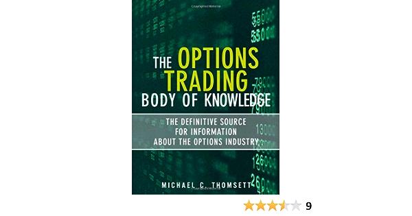 tomsett michael trading options