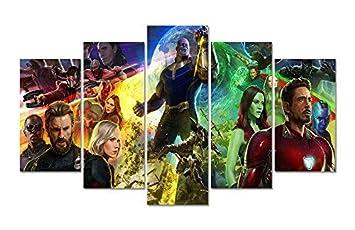 Loki The Avengers Infinity War Custom Poster Print Art Wall Decor