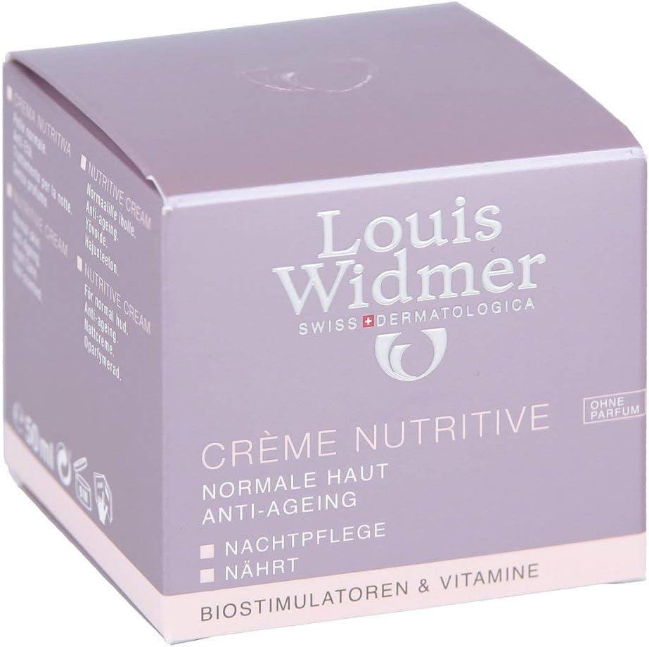 Widmer Crème Nutritive unparfümiert, 50 ml
