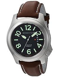 Momentum Men's 1M-SP74B2C Steelix Analog Display Japanese Quartz Brown Watch