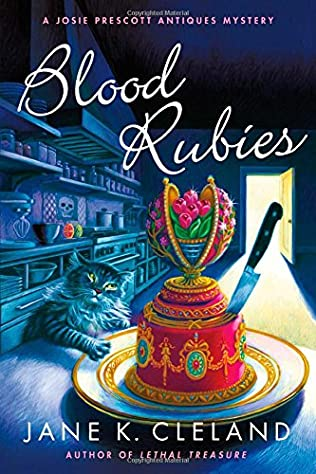 book cover of Blood Rubies
