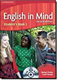 English in Mind 2nd  1 Student's Book with DVD-ROM - 9780521179072
