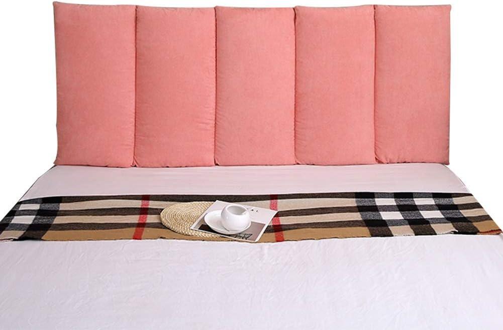 5 Dimensioni LIXIONG Cuscino Cuscini Lettura Letto Schienale Senza Testata Soft Case Supporto Cuscino da Lettura capezzale Lombare Imbottitura Imbottita alleviare la Fatica Lavabile