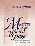 Medieval Masters : Essays in Memory of Msgr. E. A. Synan, Lesley Smith, 0268042136