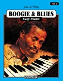 boogie and blues easy piano vol 2
