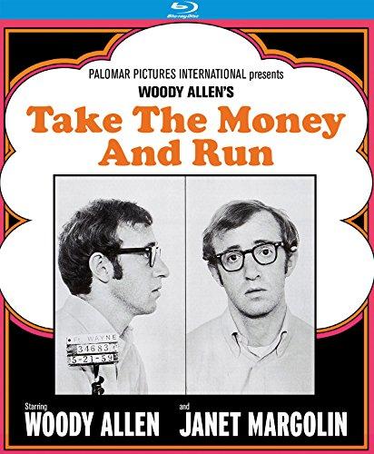Take the Money and Run [Blu-ray]