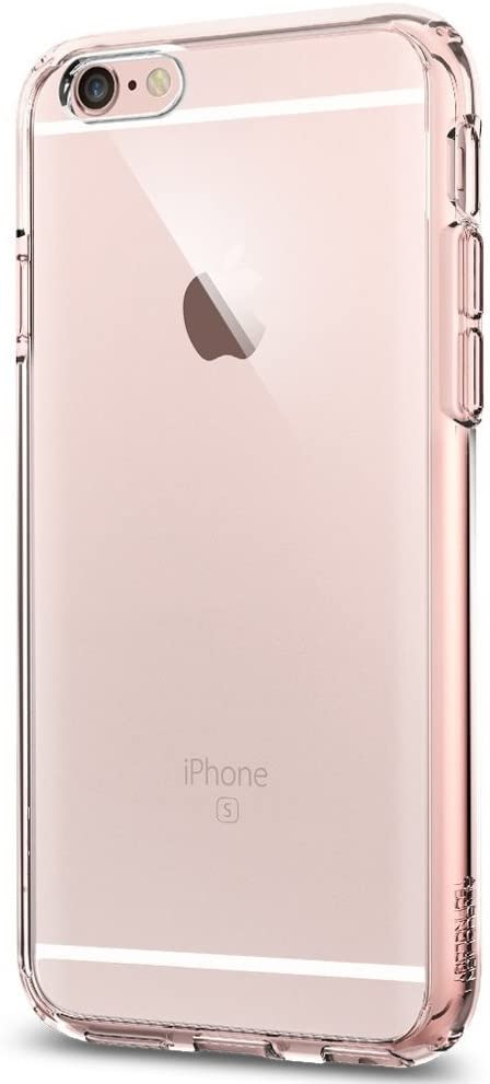 Spigen Ultra Hybrid Designed for Apple iPhone 6S Case (2015) - Rose Crystal