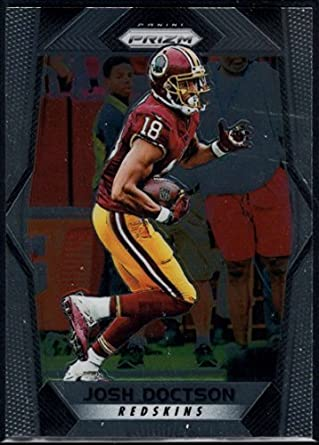 5b2fbae3b92 Amazon.com  2017 Prizm  138 Josh Doctson Redskins Football ...