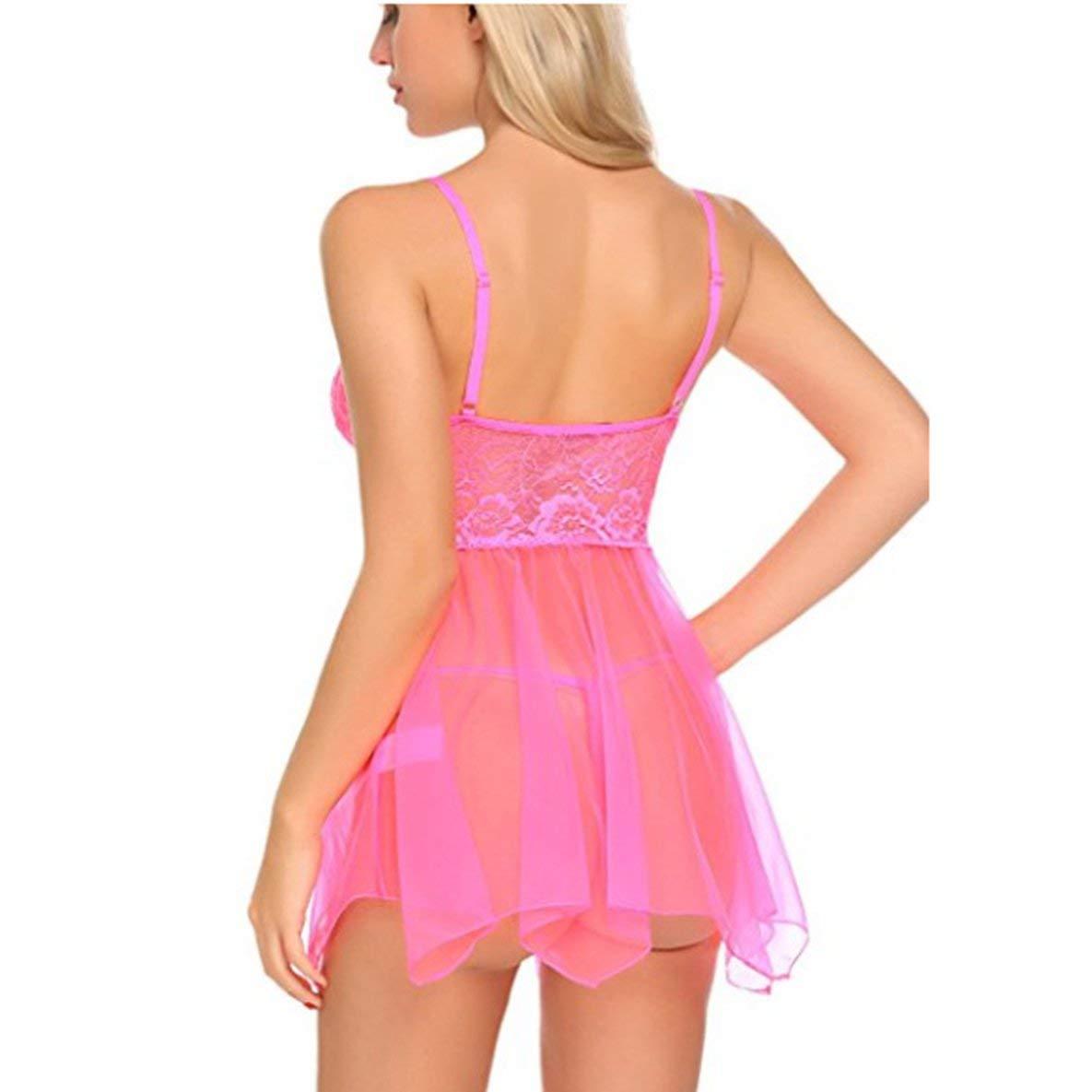 Noradtjcca Women Lingerie Suit Temptation Corselet Cosplay Costume ...