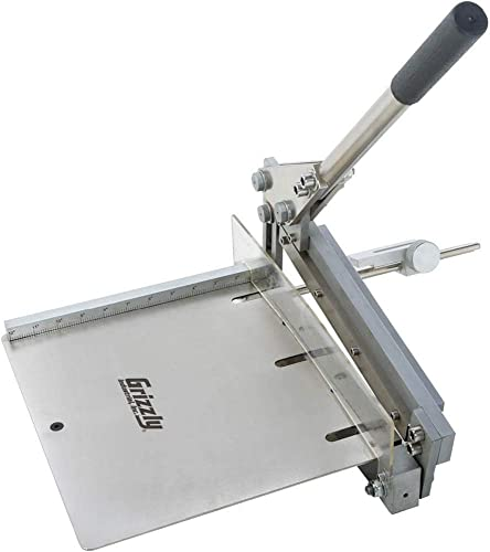 Grizzly Industrial T27140-12 Heavy-Duty Bench Shear