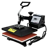 "Super Deal 12"" X 10"" Digital Swing Away Heat Press Clamshell Transfer Machine for T-Shirt (12"" X 10"")"