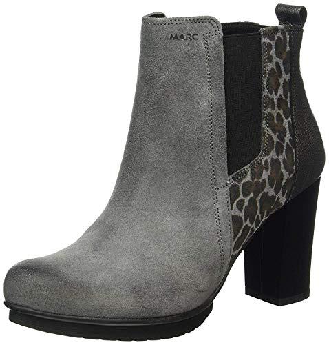Stivali Marc combi Grey Donna 00116 Imbottitura Shoes Grau Bassi Leggera Edina grey Con wPPrZE