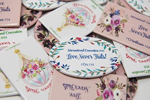 Love Never Fails International Convention Notebook