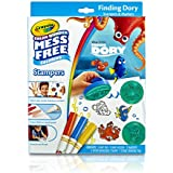 Crayola, Color Wonder Mess-Free Coloring, Finding Dory Stampers, Art Tools, Markers, Paper, Stamps, Great for Travel