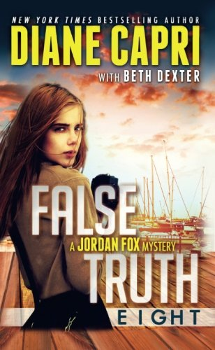 book cover of False Truth 8