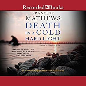 Death in a Cold Hard Light Audiobook