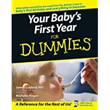 Your Baby's First Year For Dummies